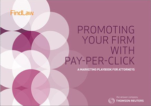 Promoting Your Law Firm With Pay Per Click