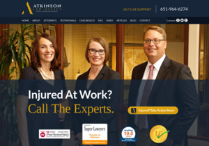 Atkinson Law Office & Minnesota Disability